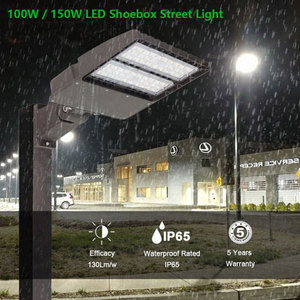 LED Shoebox Street Light 150W